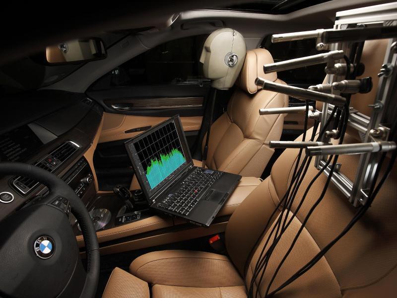 Bild zu BMW-Labor