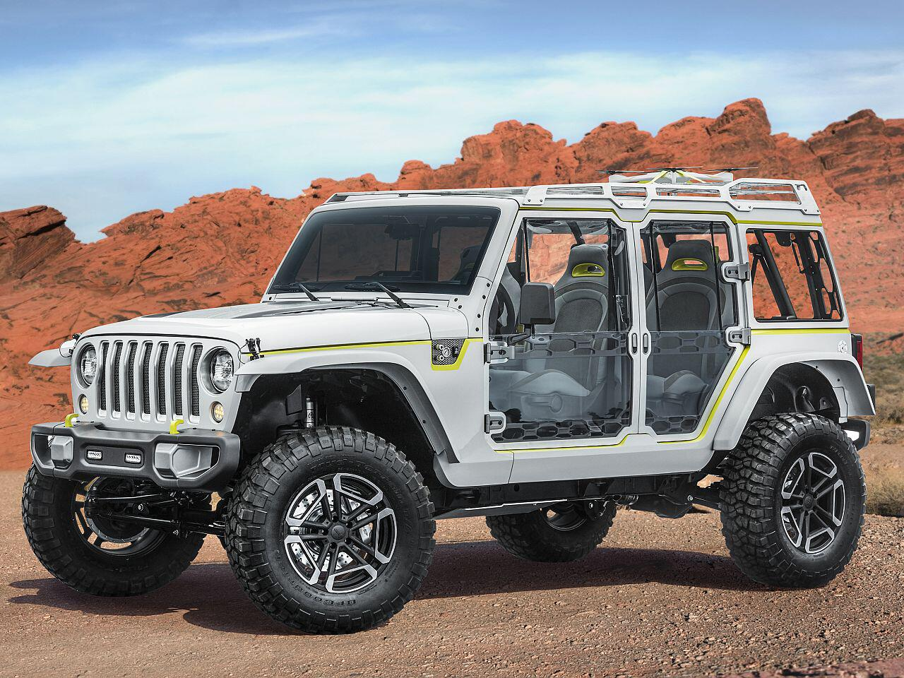 Bild zu 2017 Jeep Safari