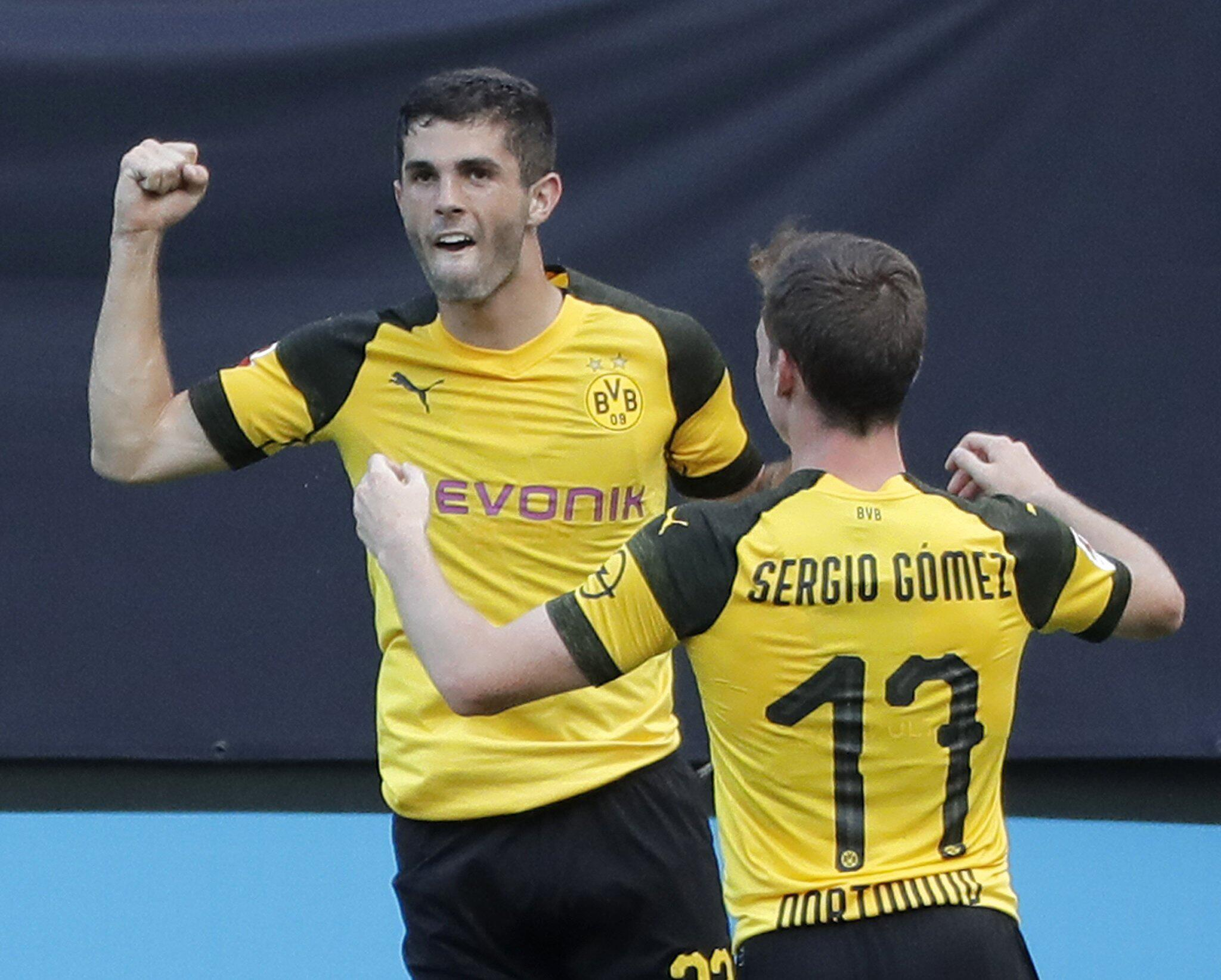 Bild zu Borussia Dortmund - FC Liverpool