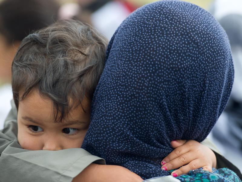 Bild zu Asylbewerber