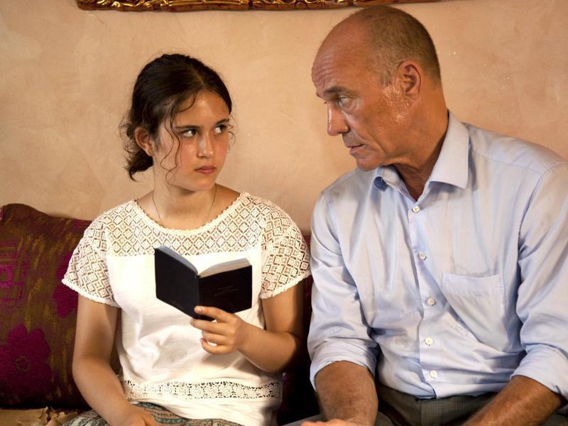 Bild zu Heiner Lauterbach und Tochter Maya