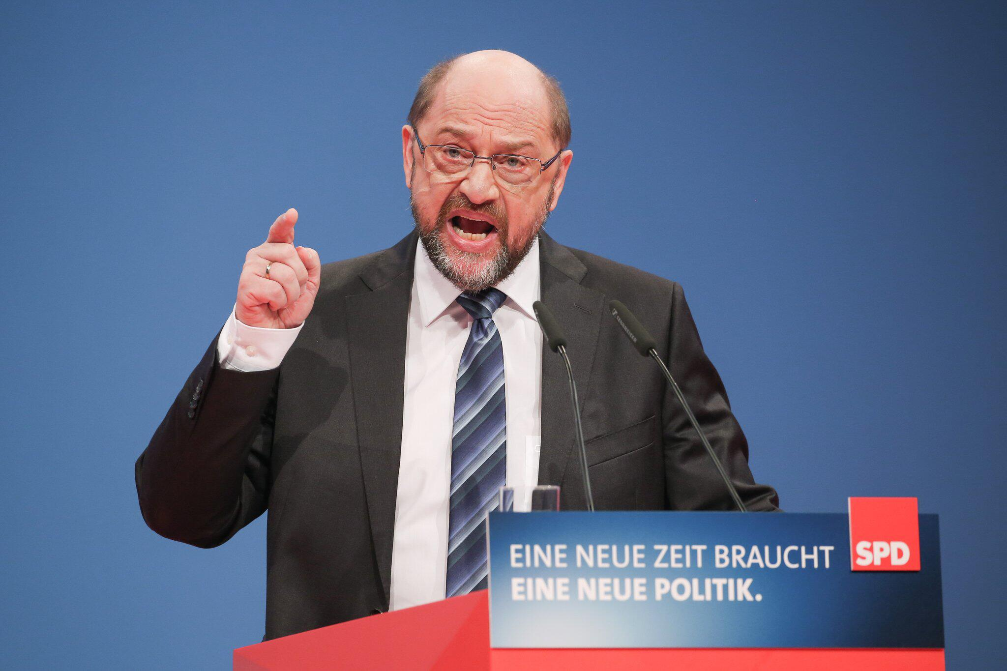 Bild zu Außerordentlicher SPD-Parteitag