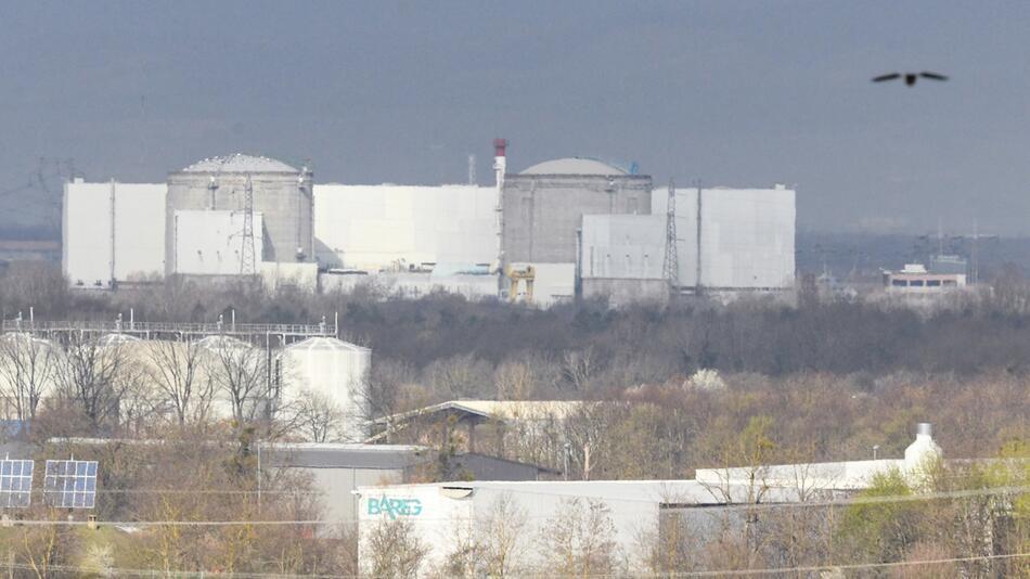 Atomkraftwerk Fessenheim