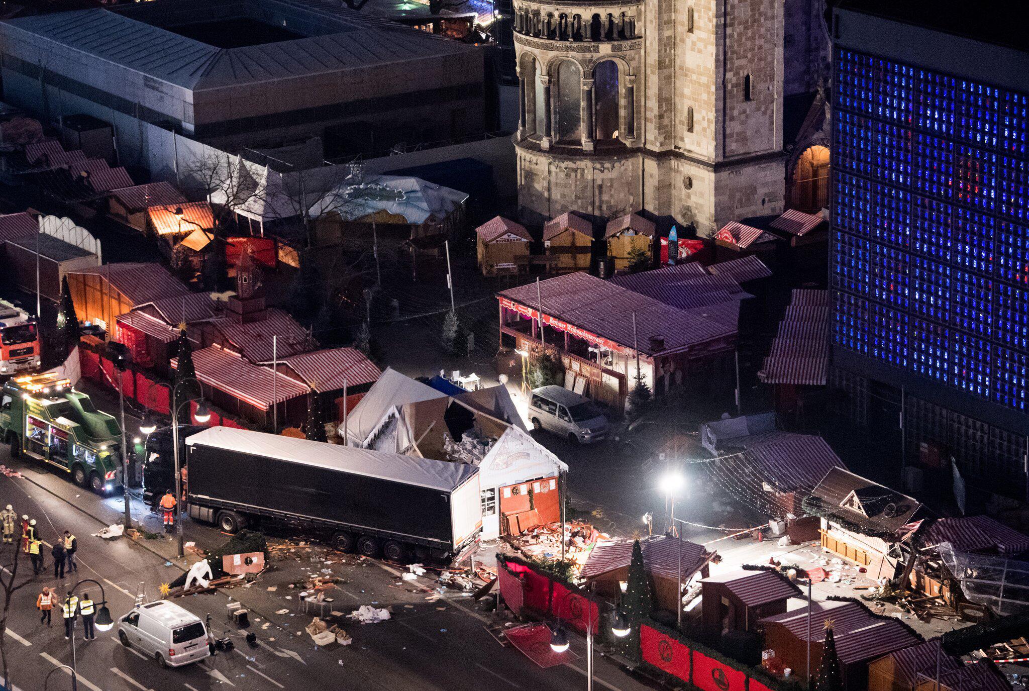 Bild zu Terroranschlag Breitscheidplatz