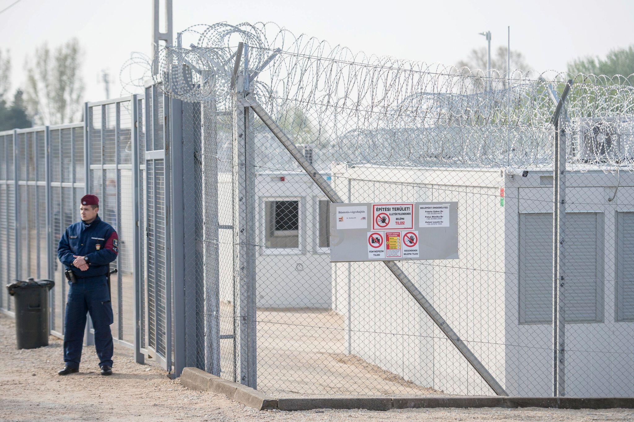 Bild zu EuGH urteilt über ungarische Transitlager für Asylbewerber