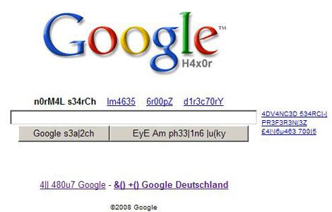Bild zu Google Hacker