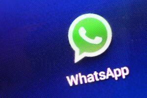 Bild zu WhatsApp geht nicht