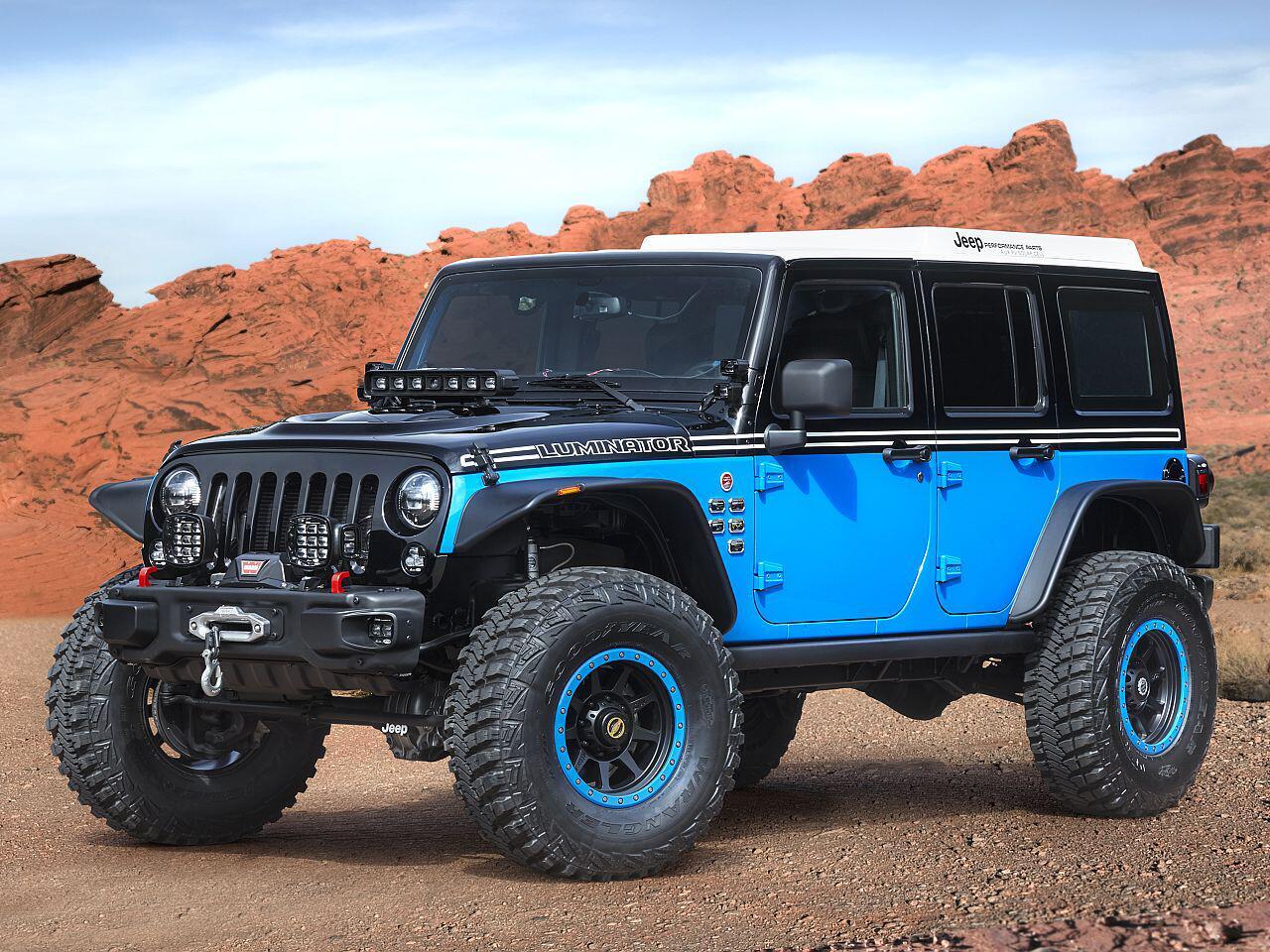 Bild zu 2017 Jeep Luminator