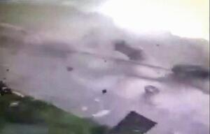 Tornado, Autos, Wirbel, Sog, Luft