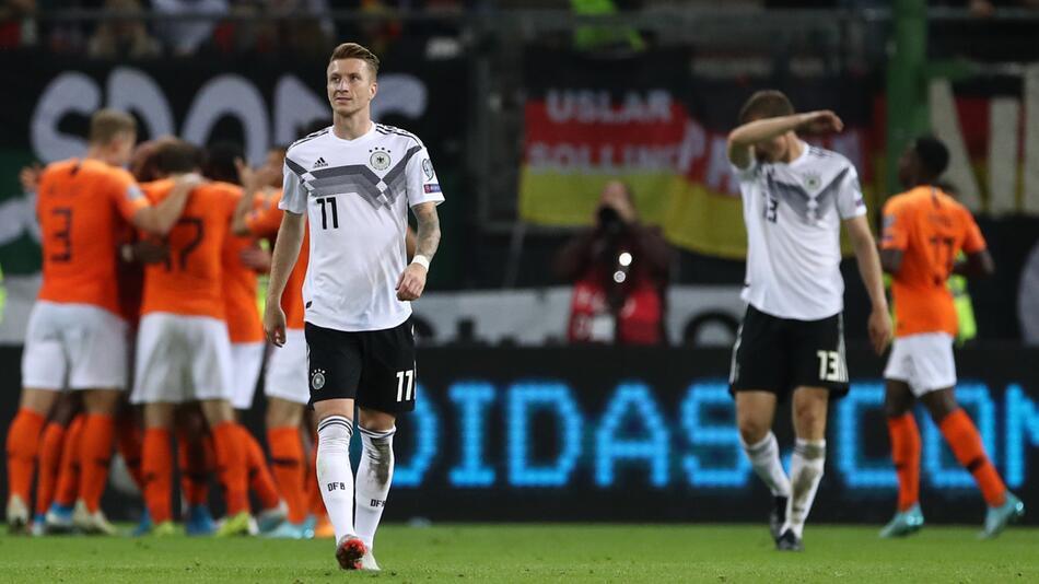 Deutschland - Niederlande