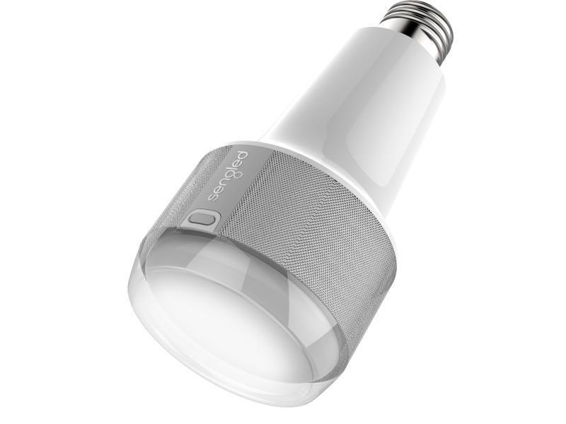Bild zu LED-Lampe Voice