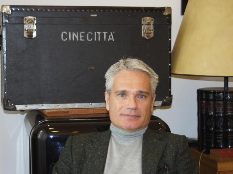 Bild zu Cinecittà - Giuseppe Basso