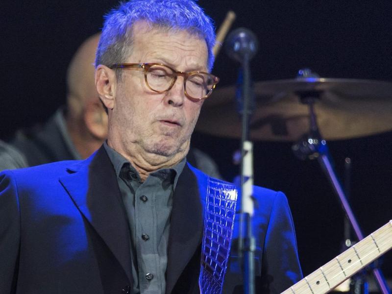 Bild zu Eric Clapton