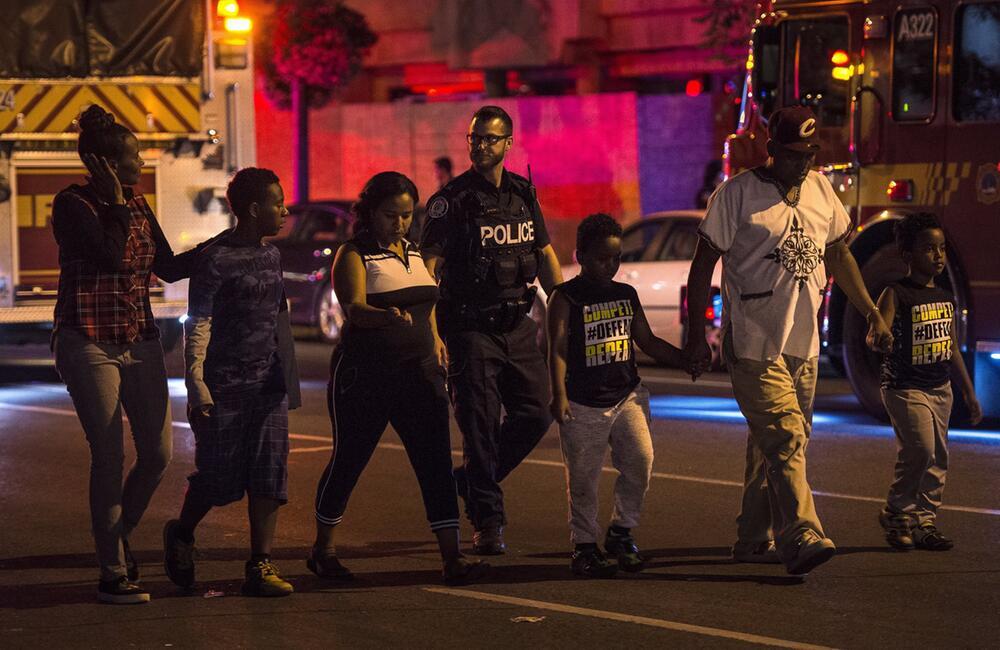 Schüsse in Toronto