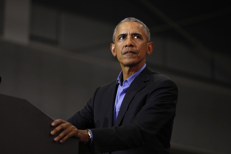 Bild zu Barack Obama