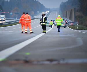 Tödlicher Geisterfahrer-Unfall auf A8