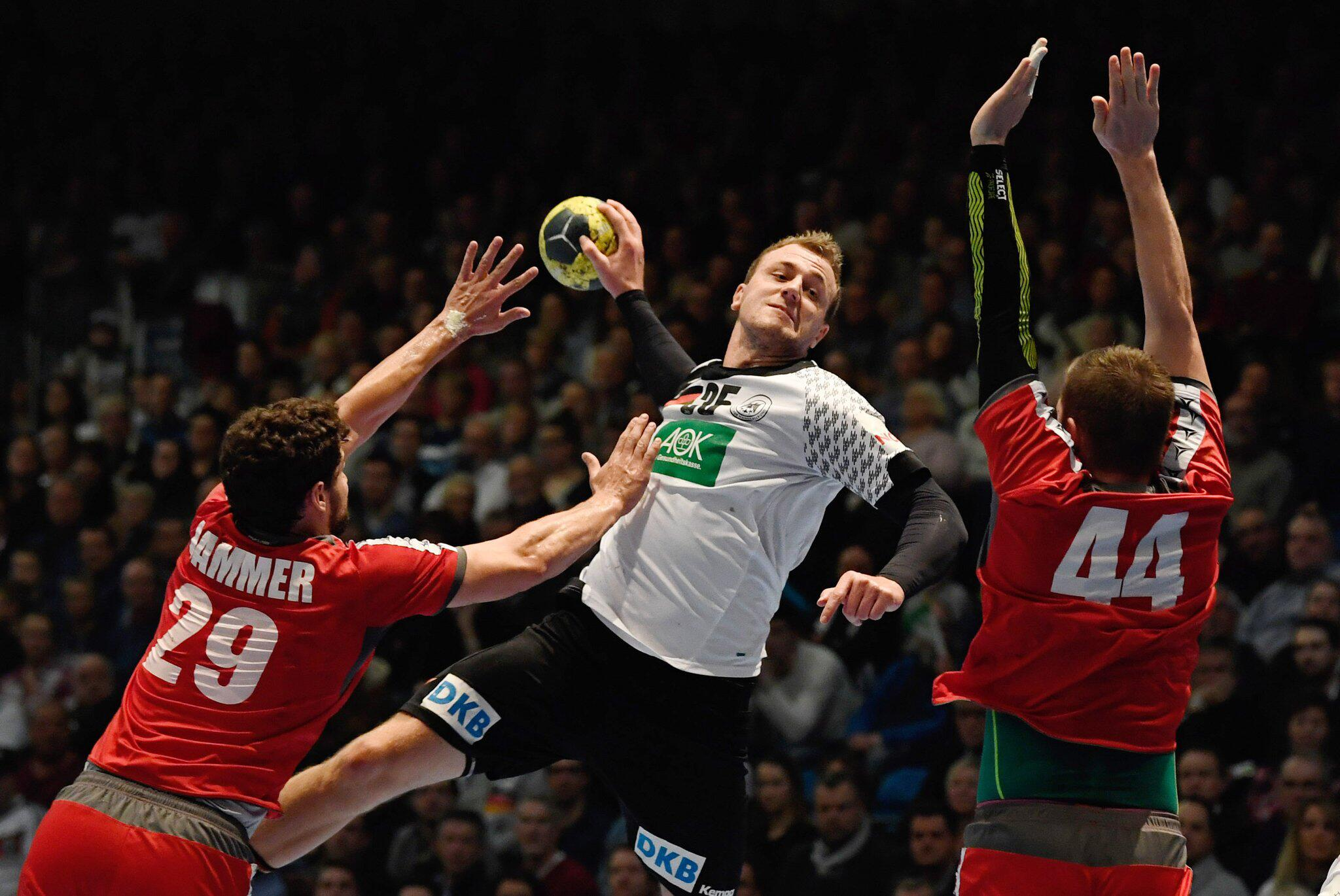 Bild zu Handball Deutschland WM