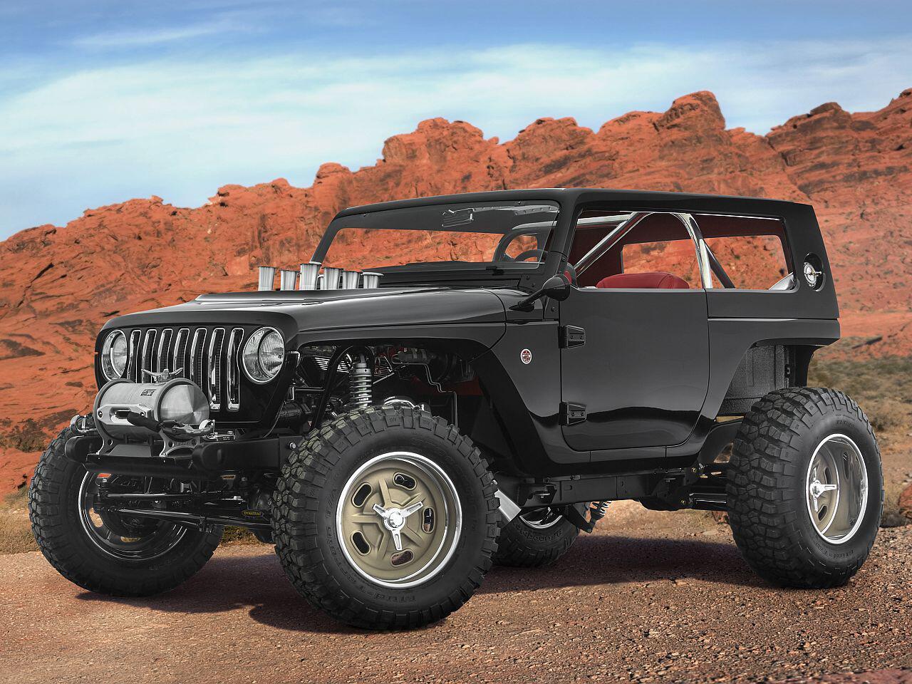 Bild zu 2017 Jeep Quicksand