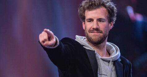 Comedian Luke Mockridge