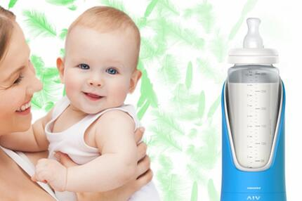 Die schlaue Babyflasche