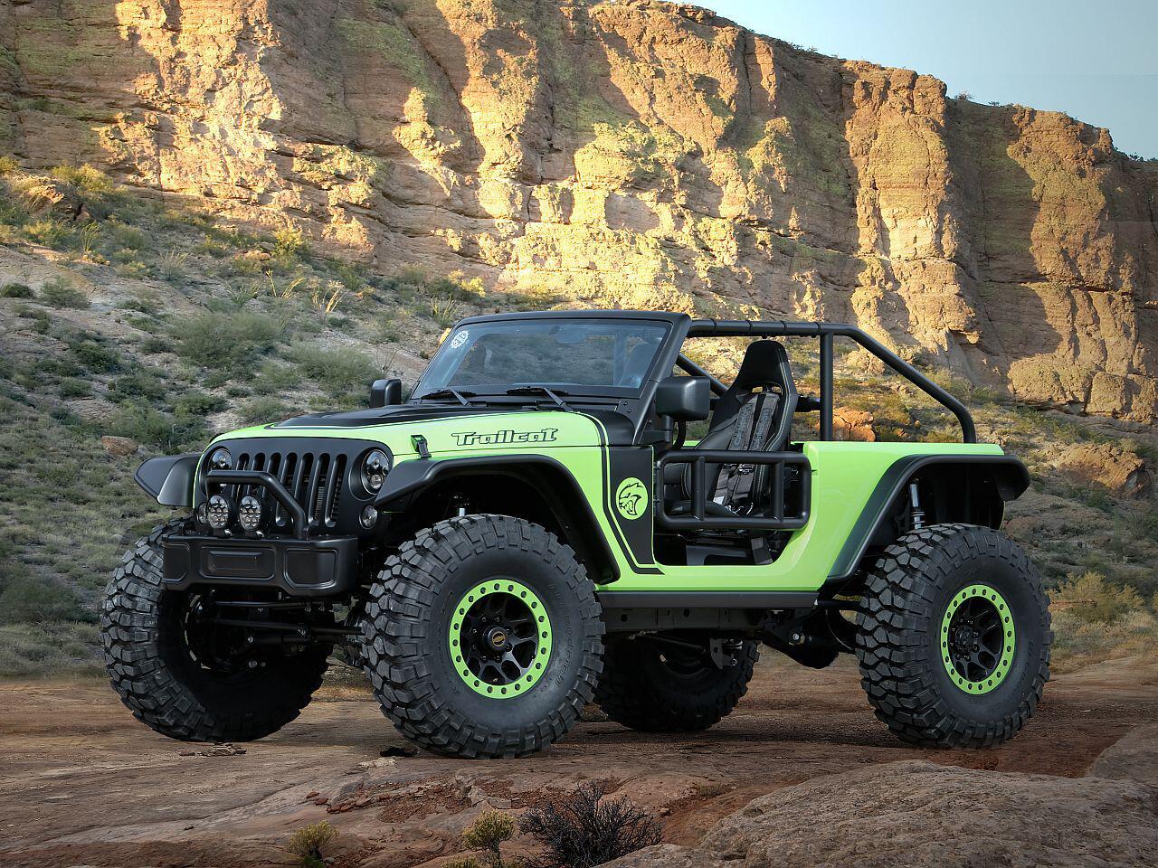 Bild zu 2016 Jeep Trailcat