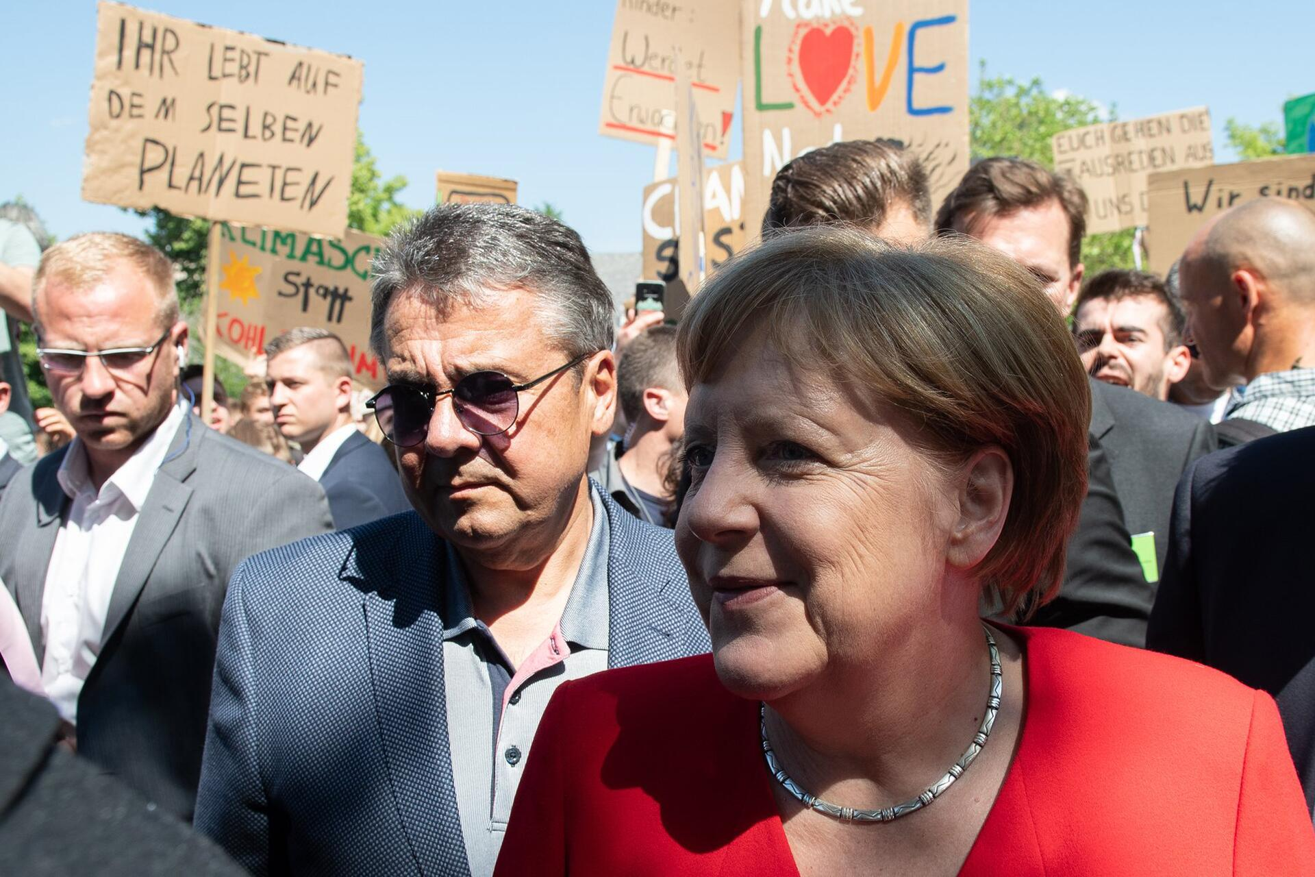 Bild zu Bundeskanzlerin besucht Goslar