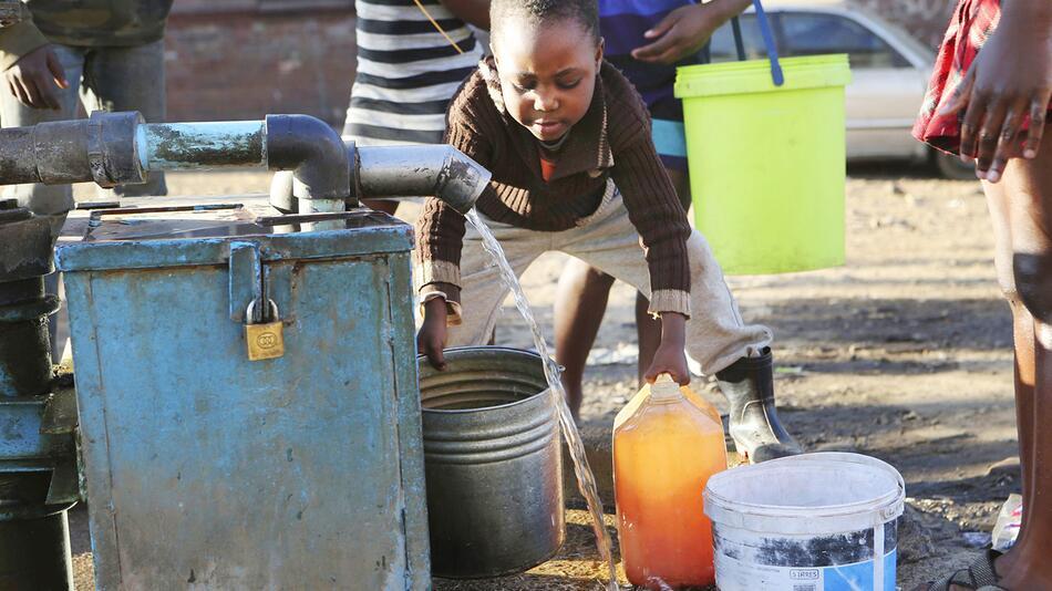 Welternährungstag - Südosten Afrikas droht akute Hungerkrise