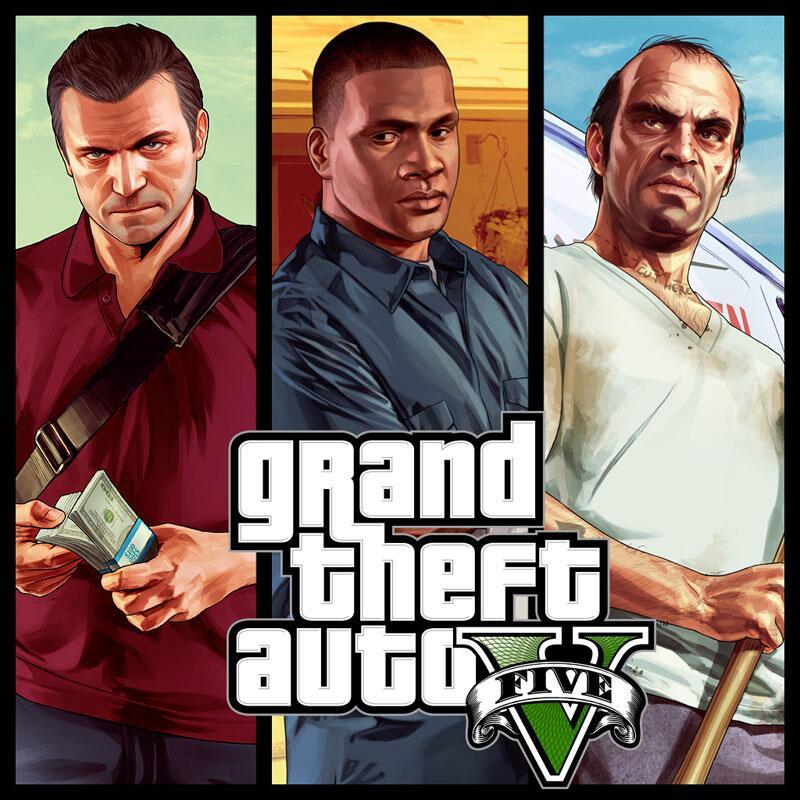 Bild zu GTA 5: Die Charaktere