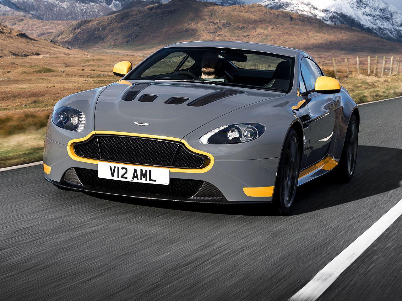 Bild zu Aston Martin V12