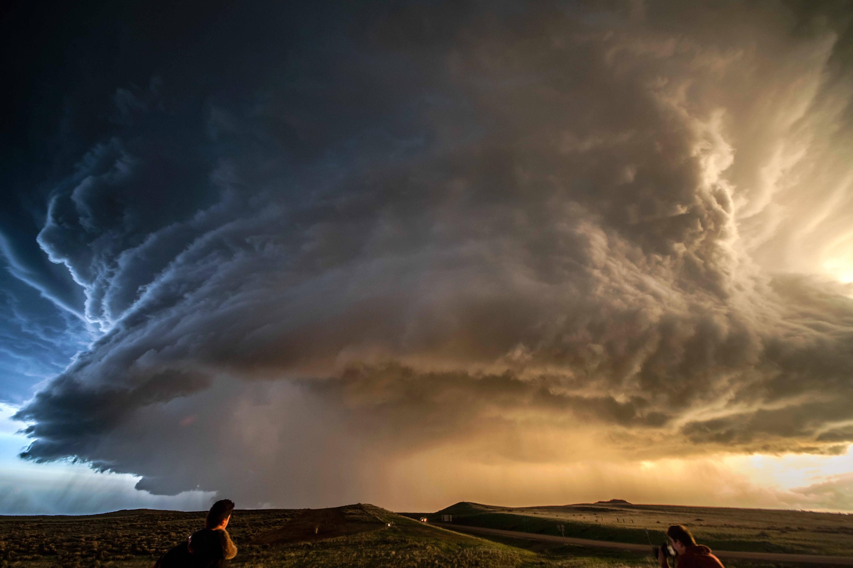 Bild zu Wetter, Rekorde, Phänomen, Wetteraufzeichnungen, Klima, Meteorologie