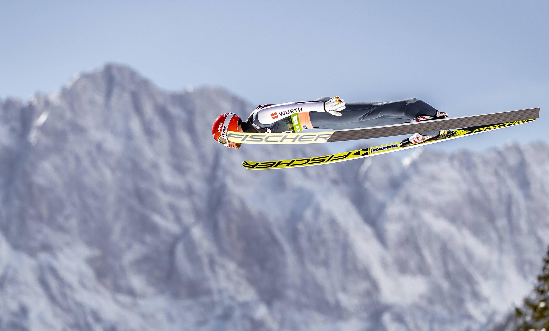 Bild zu Markus Eisenbichler, Skispringen, Weltcup
