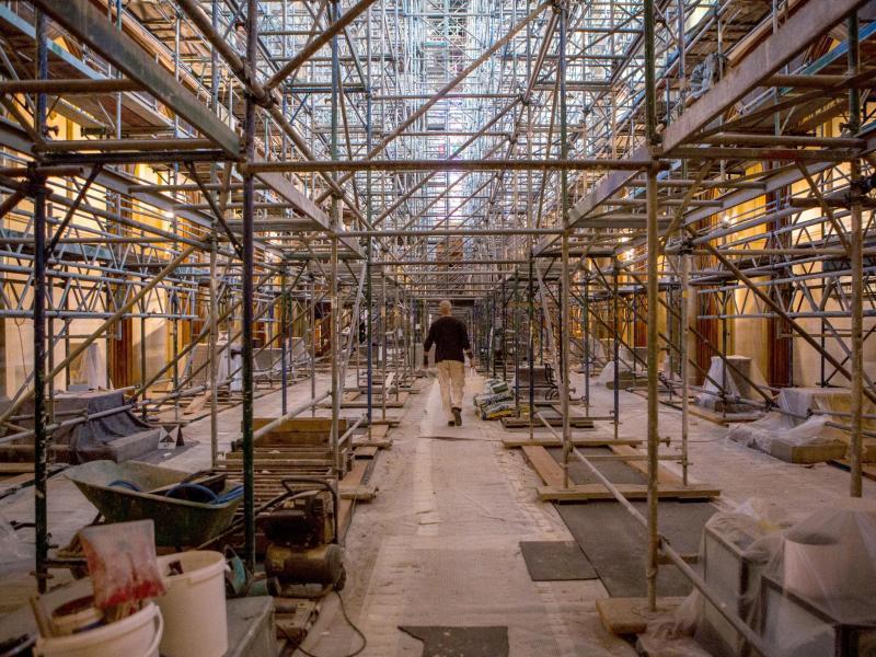 Bild zu Besichtigung Friedrichswerdersche Kirche
