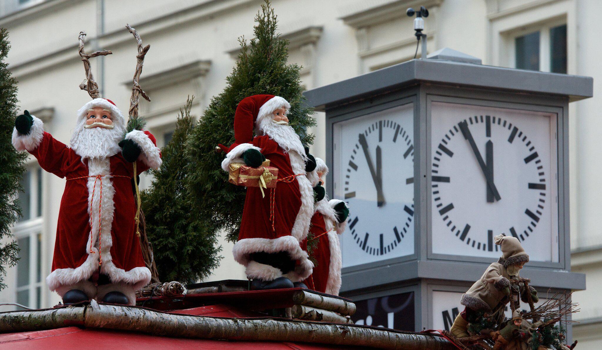 Bild zu Letzte Weihnachtseinkäufe