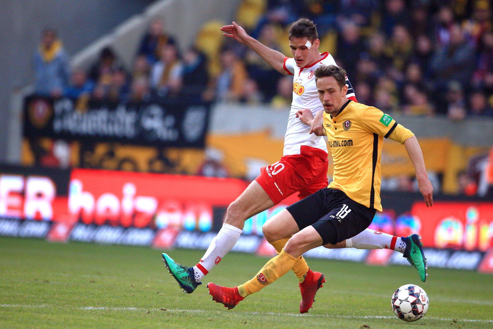 Bild zu SG Dynamo Dresden - SSV Jahn Regensburg