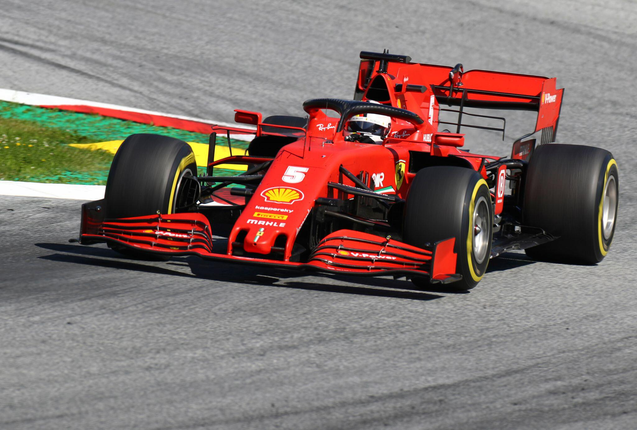 Bild zu Formel 1 - Großer Preis von Österreich