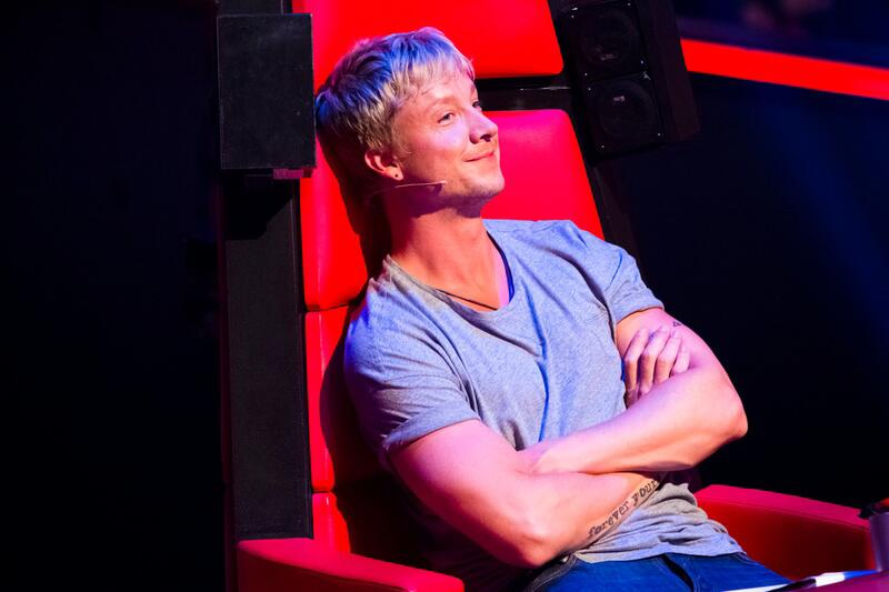 "Bild zu ""The Voice of Germany"": Samu Haber"