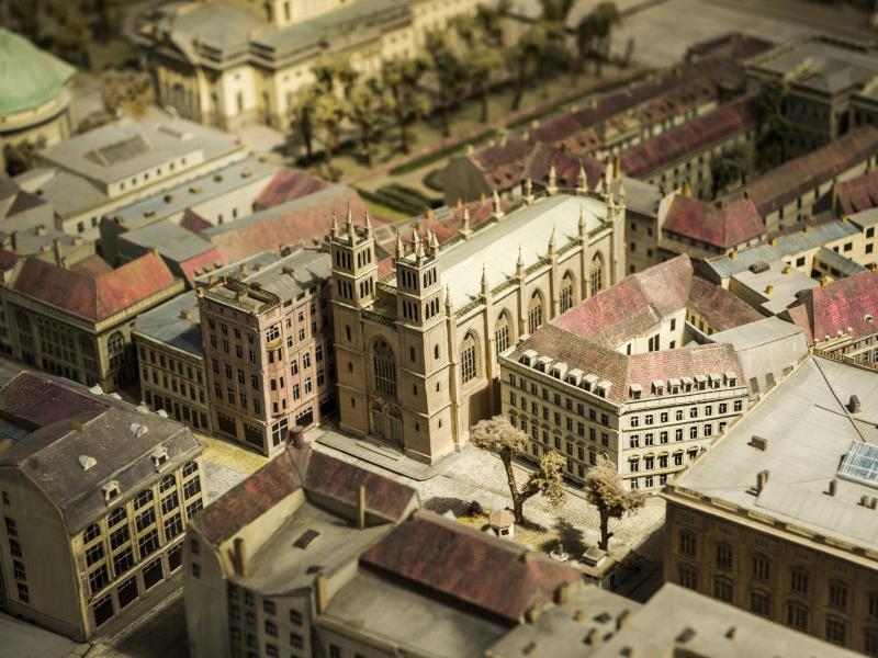 Bild zu Friedrichswerdersche Kirche