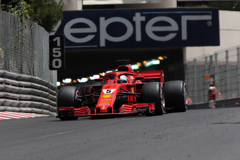 Bild zu Motorsport: Grand Prix von Monaco
