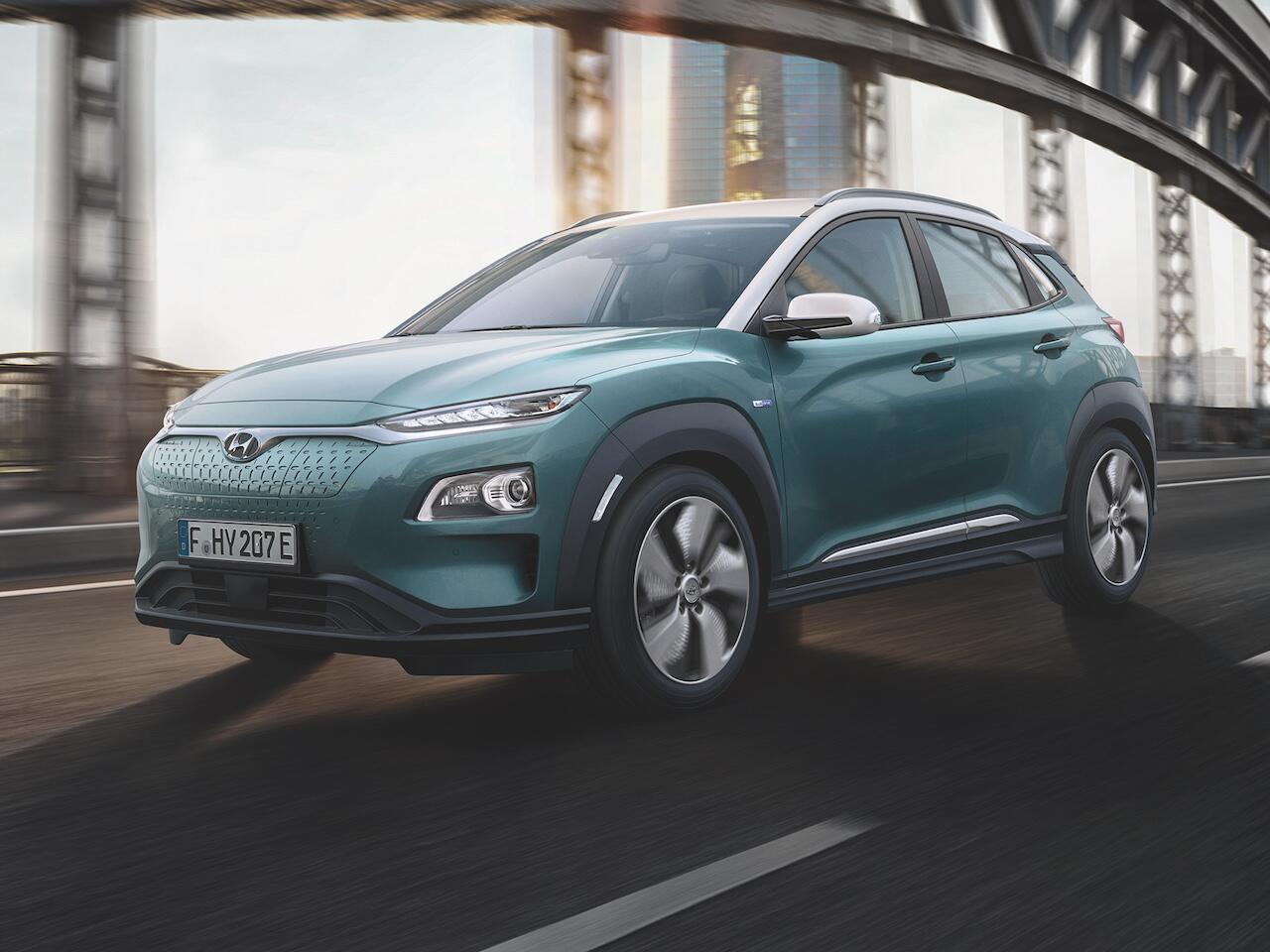 Bild zu Hyundai Kona Elektro