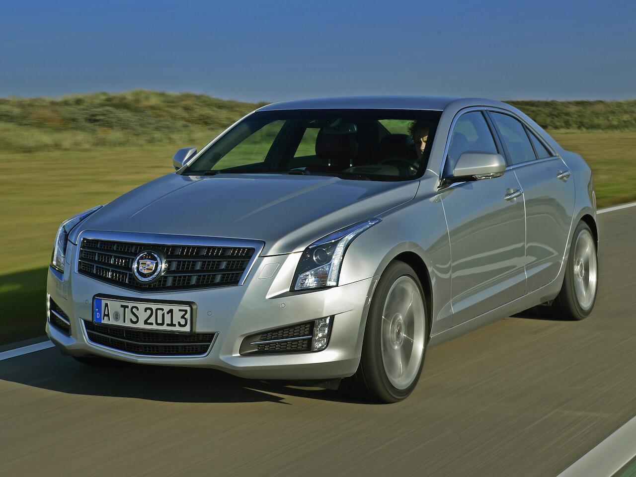 Bild zu Cadillac ATS
