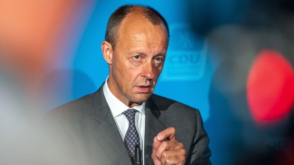 CDU-Politiker Merz