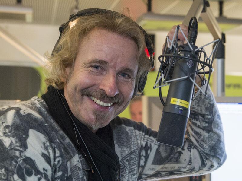 Bild zu Gottschalk im Radio