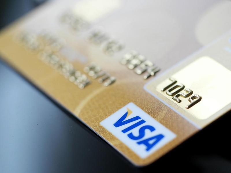 Bild zu Kreditkarte für Kaution