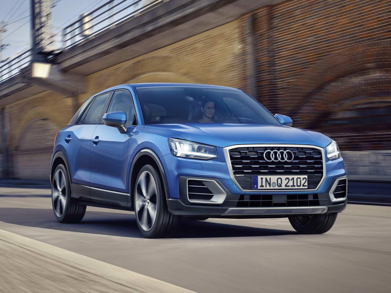 Bild zu Audi Q2 Singleframe