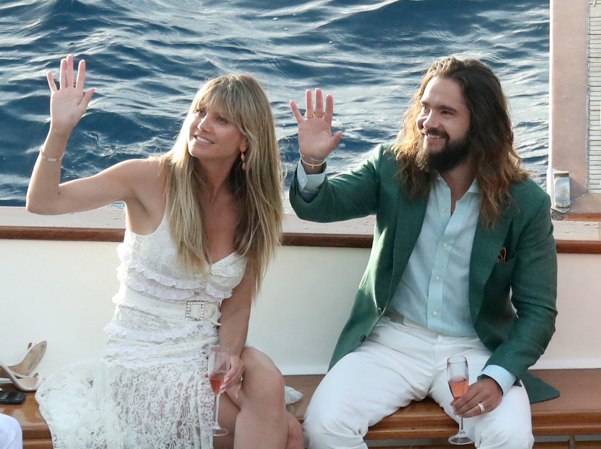 Bild zu Heidi Klum und Tom Kaulitz