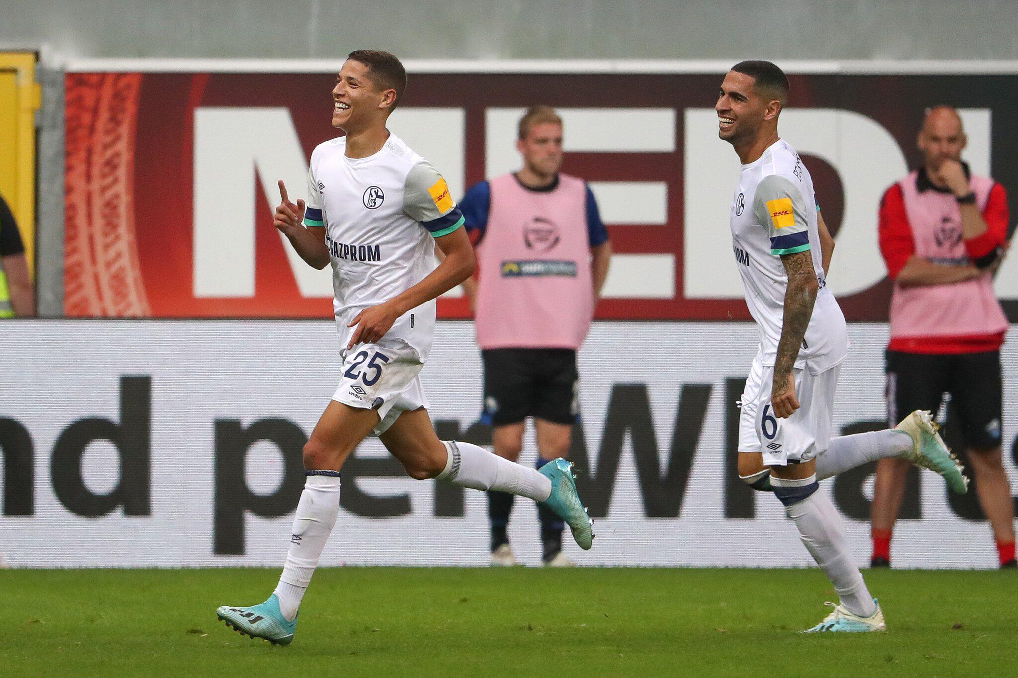 Bild zu SC Paderborn 07 - FC Schalke 04