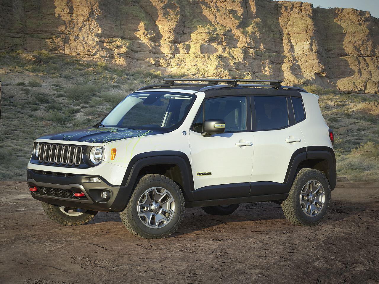 Bild zu 2016 Jeep Renegade Commander