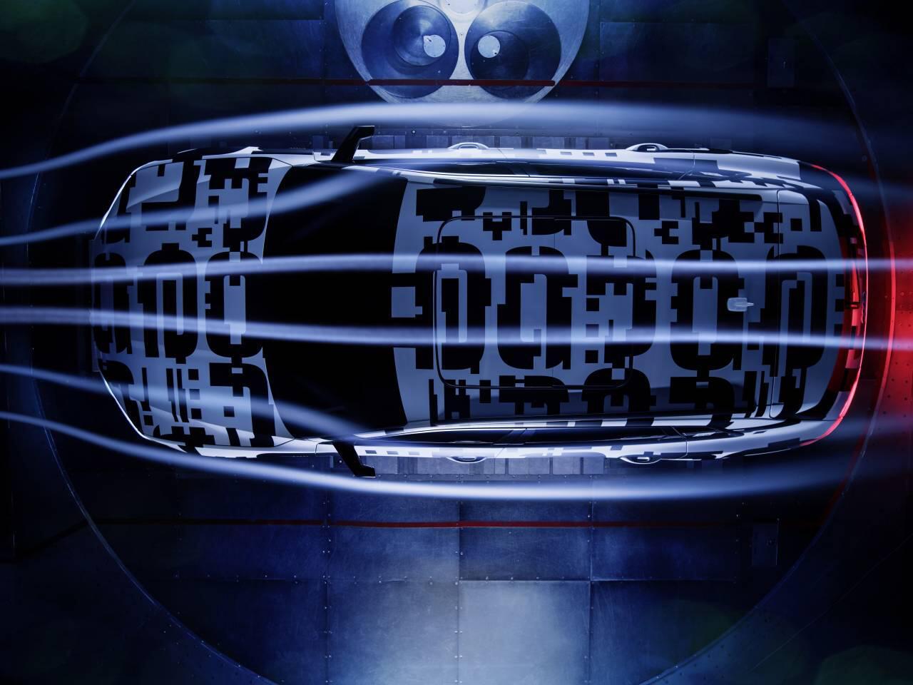 Bild zu Audi e-tron Luftstrom