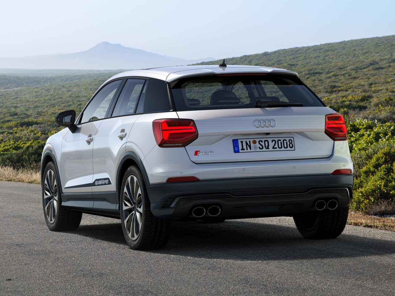 Bild zu Audi SQ2 Heck