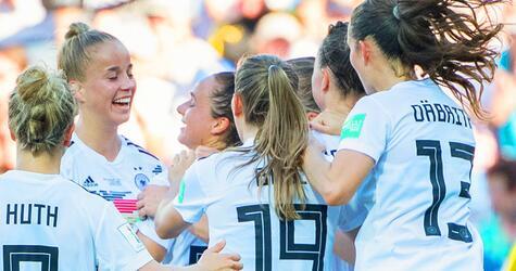 Women's Football World Cup - South Africa - Germany